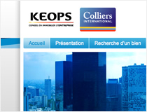 KEOPS - COLLIERS INTERNATIONAL
