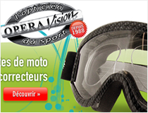 OPTICIEN DU SPORT »