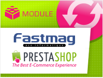 MODULE FOR SYNC FastMag PRESTASHOP [Certified by Fastmag]