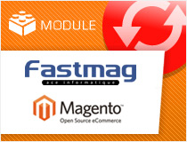 MODULE FASTMAG SYNC POUR MAGENTO
